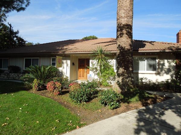 Leisure Living Senior Living Facility in Claremont, CA.